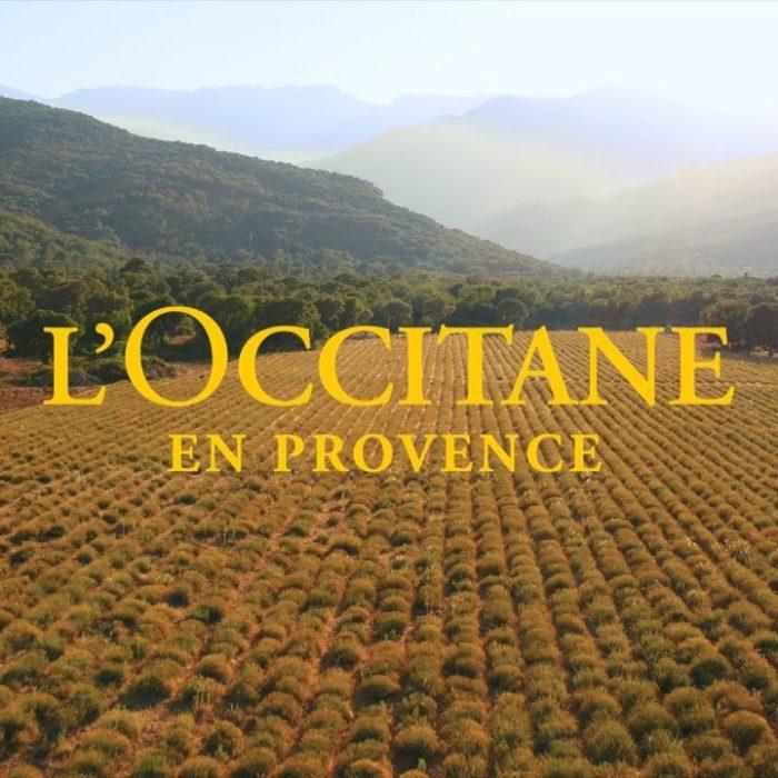 Création vidéo interne L'Occitane en Provence