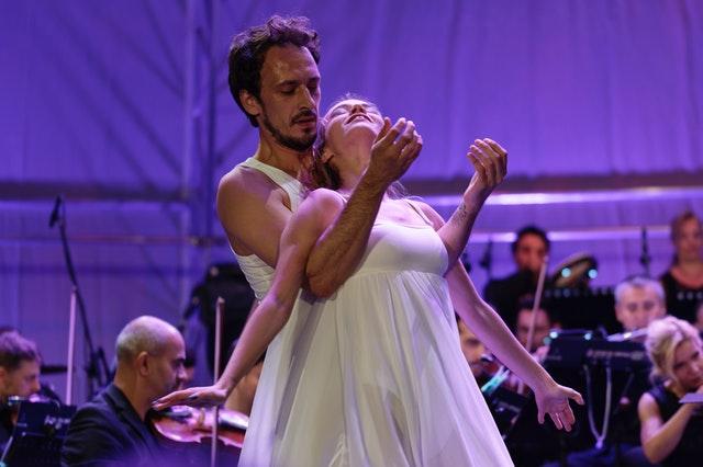 video evenementielle theatre ballet captation